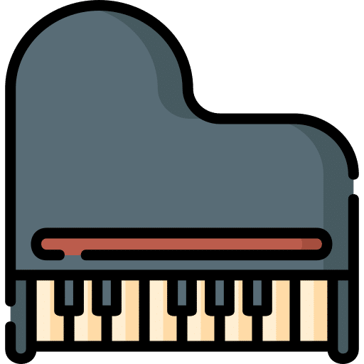 Música Mayor: Lecciones de música grand piano