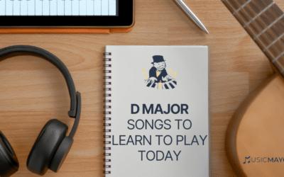 D Major Songs