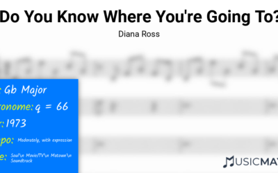 Do You Know Where You're Going To? | Diana Ross