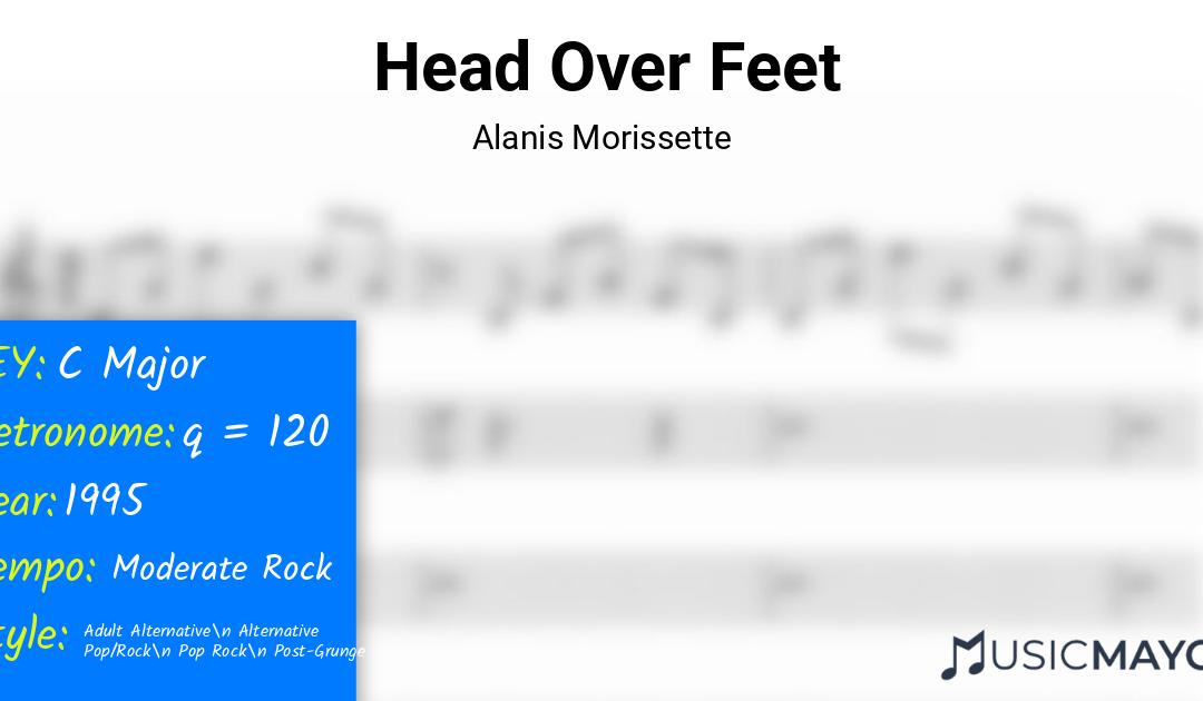 Head Over Feet | Alanis Morissette