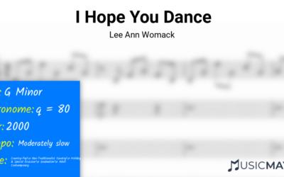 I Hope You Dance   Lee Ann Womack