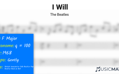 I Will | The Beatles