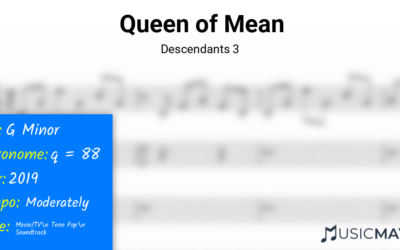 Queen of Mean | Descendants 3