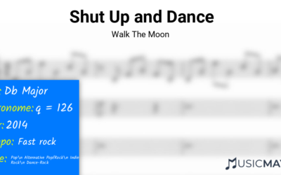 Shut Up and Dance   Walk The Moon