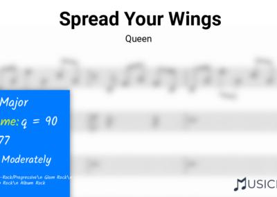 Spread Your Wings | Queen
