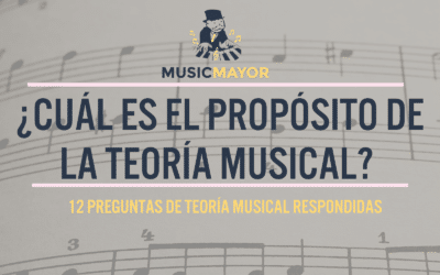 Cuál es el propósito de la teoría musical? 12 preguntas de teoría musical respondidas