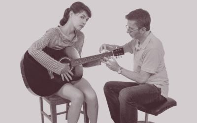 Formas rápidas de aprender a tocar guitarra