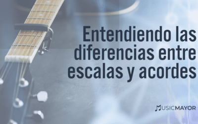 Entendiendo las diferencias entre escalas y acordes: 11 preguntas para comprender sus cualidades
