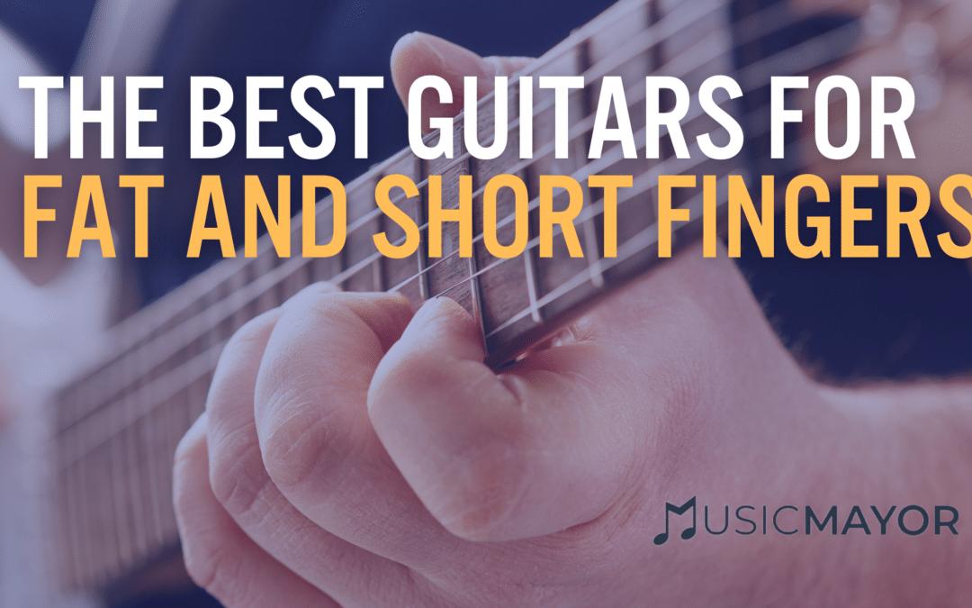 short fat fingers guitar