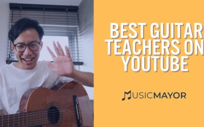 We Have Found the Best Guitar Teachers on YouTube