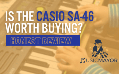 Is the Casio SA-46 Worth Buying? Read Our Honest Review