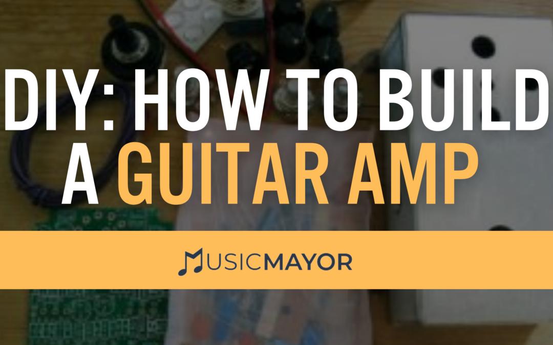 diy guitar amp