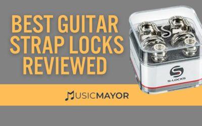 Best Guitar Strap Locks