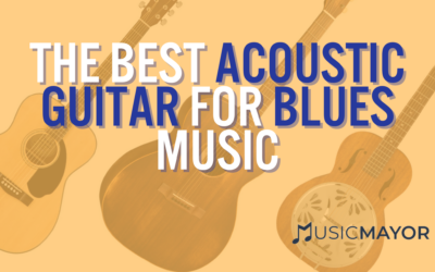 Best acoustic guitars for the blues