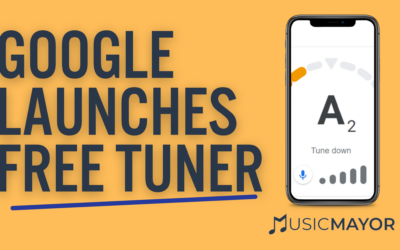 Google Launches Free Instrument Tuner And It Works!