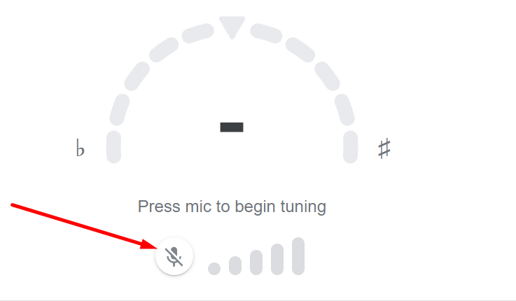 Google Launches Free Instrument Tuner And It Works! tuner mic